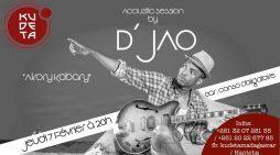 D'JAO «Akory kabary» au Kudeta le jeudi 7 février 2019 à 20h