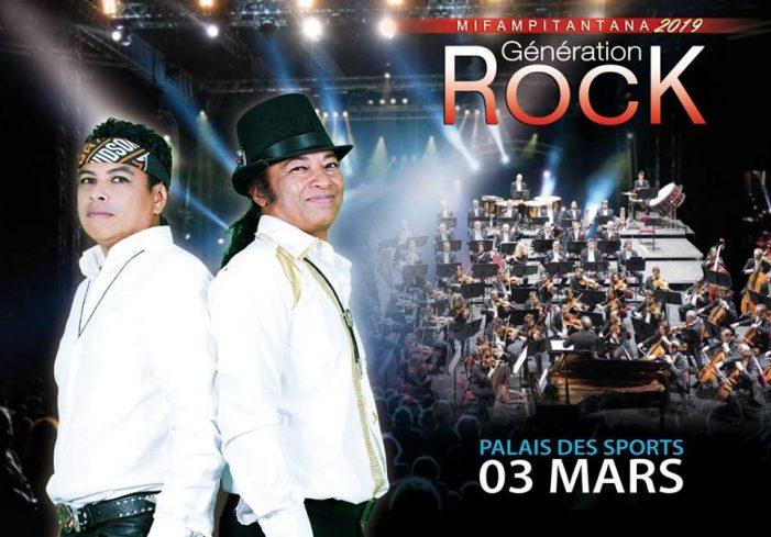 MIFAMPITANA 2019 Génération Rock TSELATRA et KIAKA le 03 Mars 2019