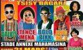 TO KORONTANA BE TSISY BAGARA au stade annexe Mahamasina ce 31 mars