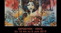 Kudeta expose FLO du 16 mai au 06 juin 2019