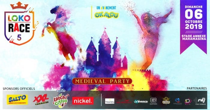 LOKO RACE MEDIEVAL PARTY le 06 octobre 2019