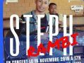 Steph Rambi en concert le 16 novembre 2019