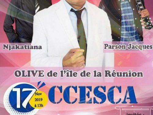 Trio inédit le 17 novembre au CCESCA à 13H